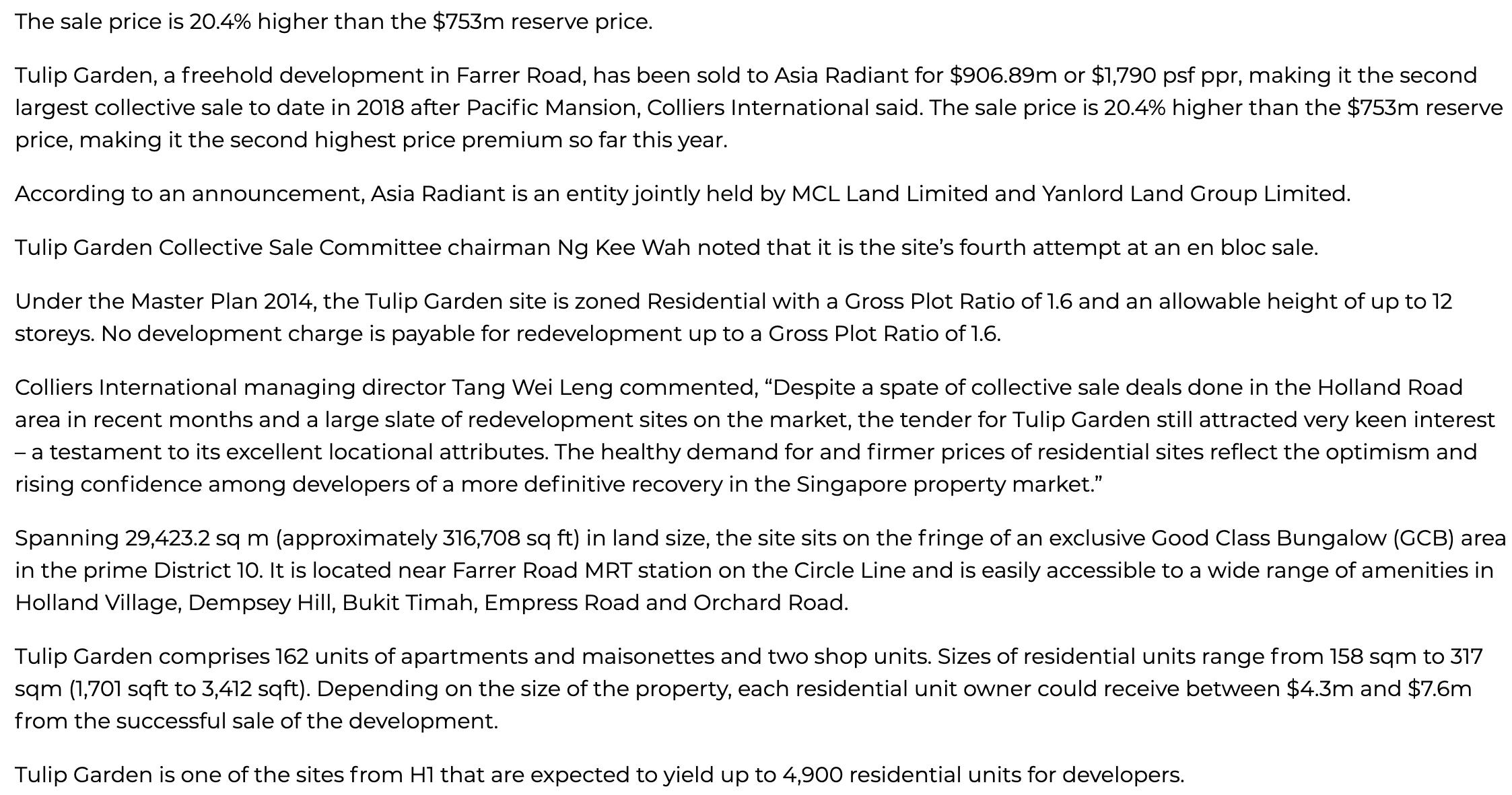 tulip-garden-is-2018's-second-largest-en-bloc-sale-at-$906.89m
