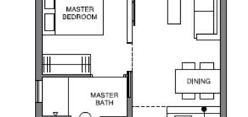 leedon-green-1-bedroom-plus-study-floor-plan-as2-singapore