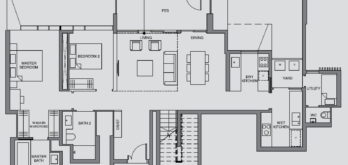leedon-green-garden-villa-floor-plan-e5-lower-level-singapore