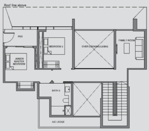 leedon-green-garden-villa-floor-plan-e5-upper-level-singapore