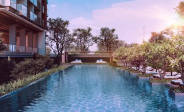 leedon-green-lap-pool-singapore